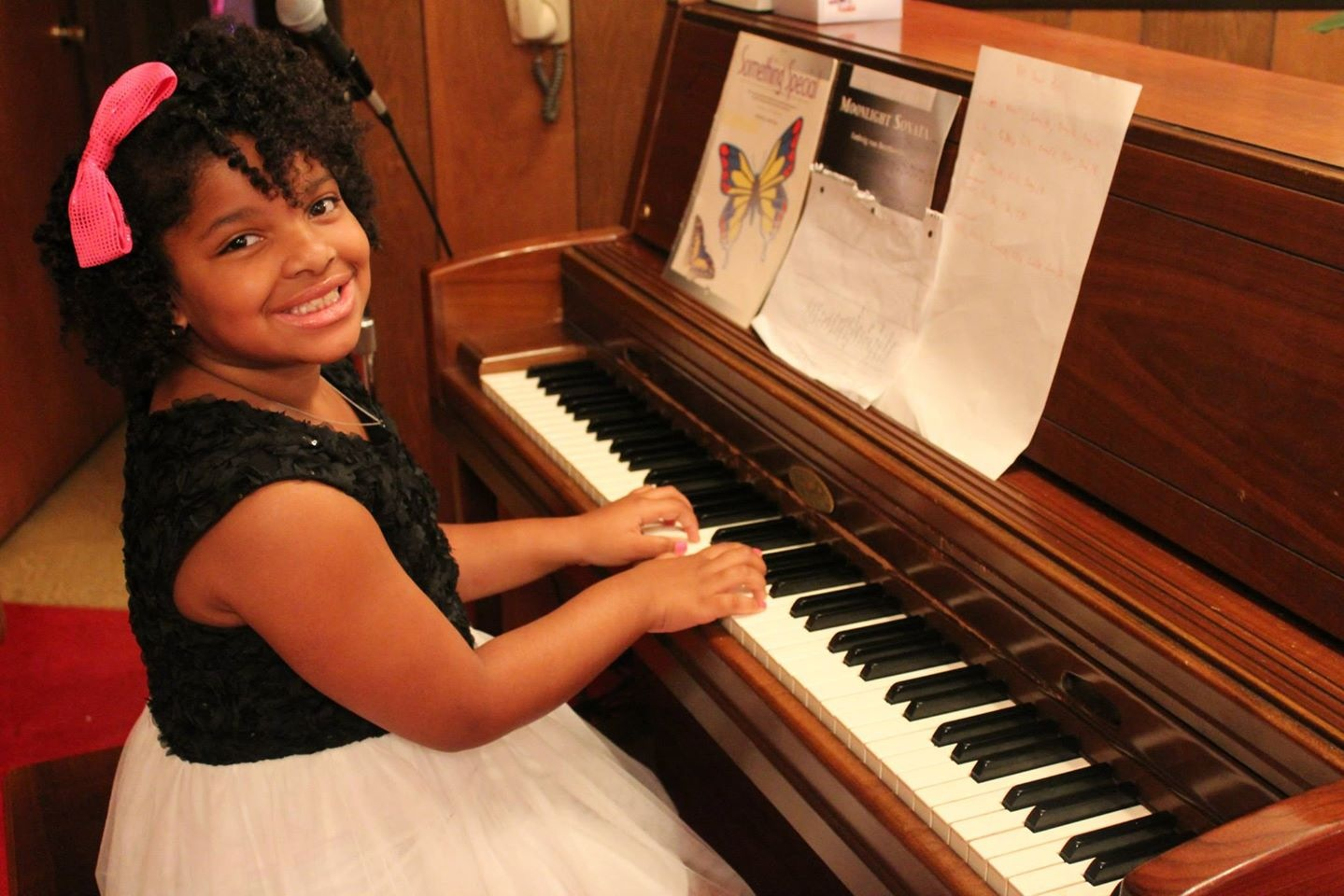 Piano Recital 2015